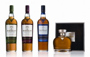 The Macallan 1824 Collection